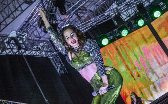 festival heat en Guayaquil