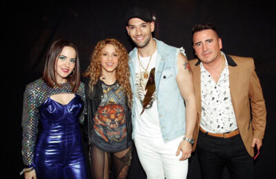 Abriendo a Shakira | Sophy Mell
